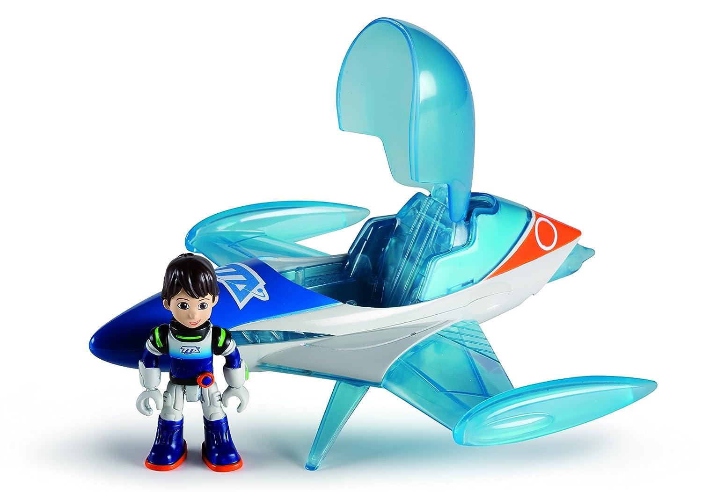 Miles von Morgen 481121ML - Photon Flyer, Blau IMC Toys