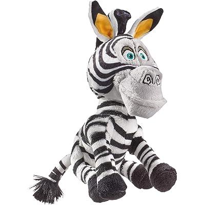 Schmidt Spiele 42709 DreamWorks Madagascar Marty - Peluche de Cebra, tamaño pequeño, 18 cm: Juguetes y juegos