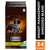 Purina Pro Plan Weight Management Adult Dry Dog Food Chicken with Shreds