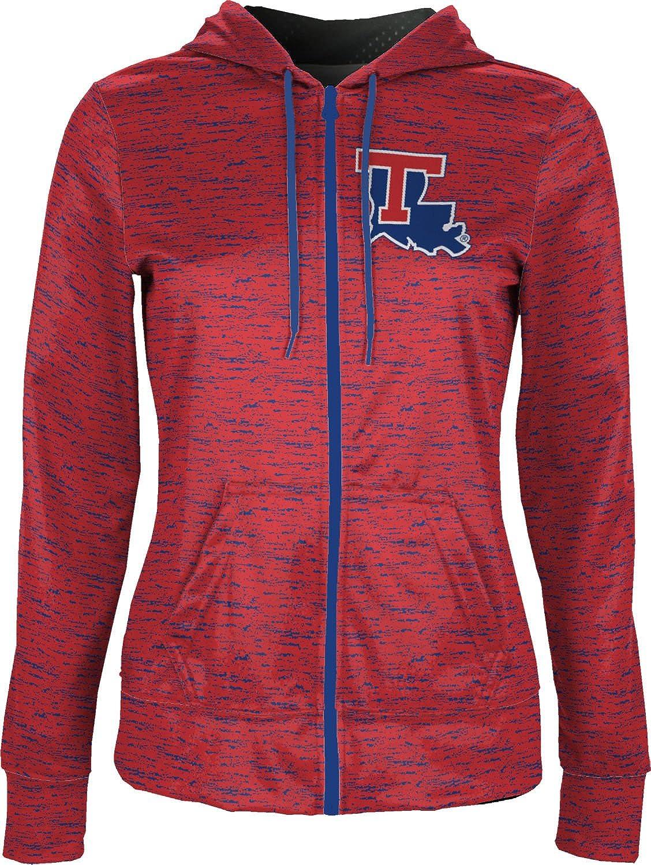 Brushed Louisiana Tech University Girls Pullover Hoodie School Spirit Sweatshirt