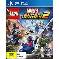 LEGO Marvel Super Heroes 2 PS4