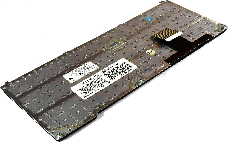 Dell Latitude X300 Series US Keyboard Gray 5Y730 05Y730 Genuine
