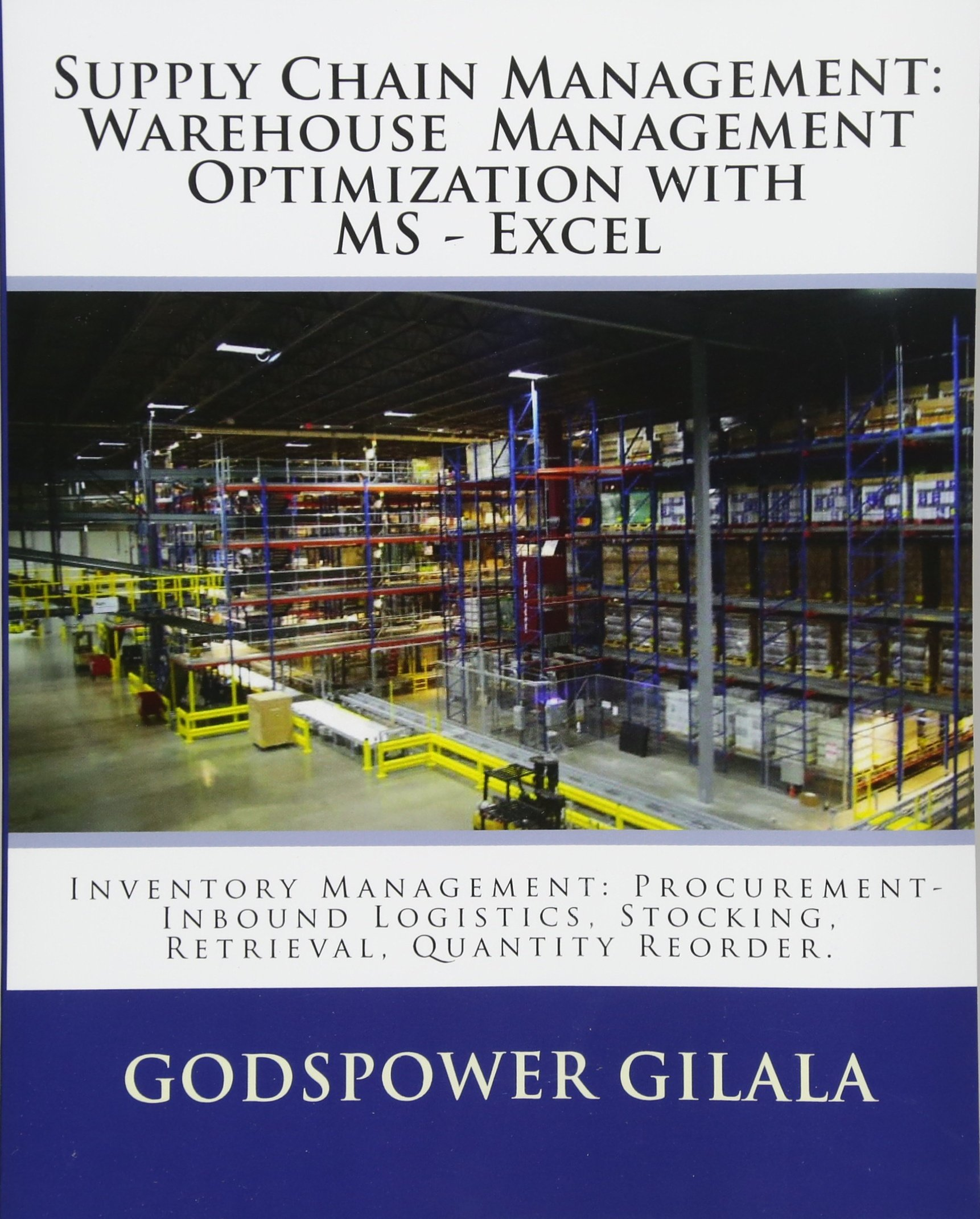 supply chain management warehouse management optimization with ms