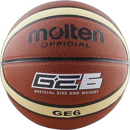 MOLTEN Balón Baloncesto BGMX6: Amazon.es: Deportes y aire libre