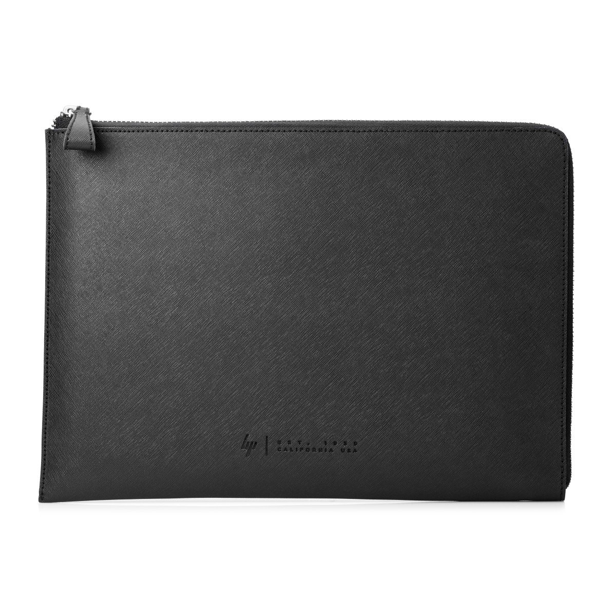 HP Spectre Split Leather Sleeve, Custodia in Cuoio per Notebook Fino a 15.6, Silver 1ZX69AA