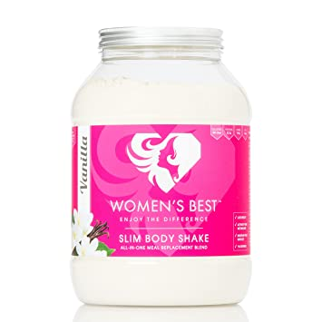 Womens Best Meal Replacement Shake 200 Kcal Lean Weight Control