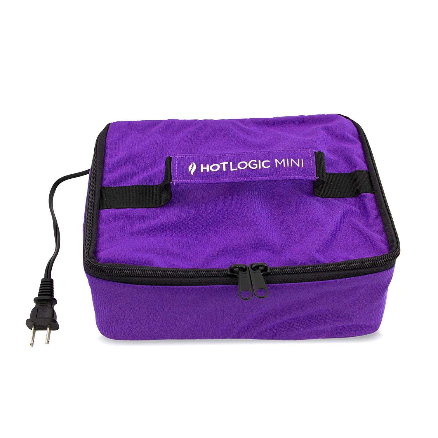 HotLogic Mini Personal Portable Oven, Purple