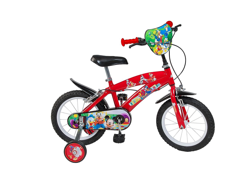 "Toimsa 612 Bicicleta Mickey Club House 12"" - Niño"
