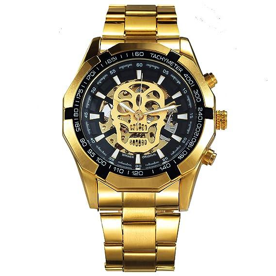 Reloj de pulsera de acero inoxidable aee96d4822fb