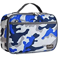 Kids Lunch box Insulated Soft Bag Mini Cooler Thermal Meal Tote Kit with Handle...