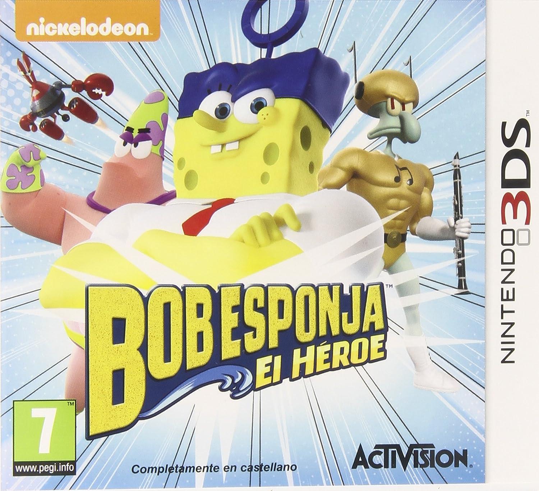 Bob Esponja: El Heroe: microsoft xbox 360: Amazon.es ...