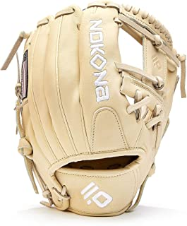 product image for Nokona AmericanKip Blonde 11.5 Inch A-1150I-BL Baseball Glove
