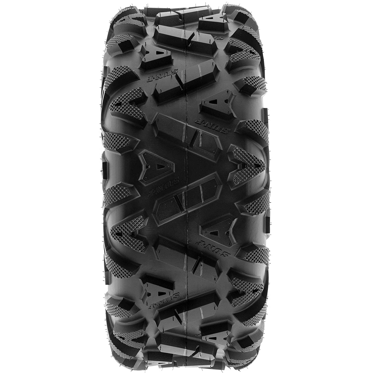 Sun.F A033 ATV Tire 27x11-12 Rear Set of 2 6 Ply
