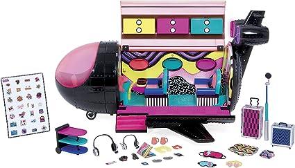 Amazon.com: L.O.L. Surprise! O.M.G. Remix 4-in-1 Plane Playset Transforms – 50 Surprises: Toys & Games