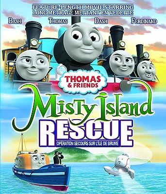 Thomas & Friends: Misty Island Rescue Bilingual Blu-ray + DVD +