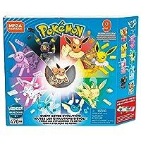 Deals on Mega Construx Pokemon Every Eevee Evolution Pack