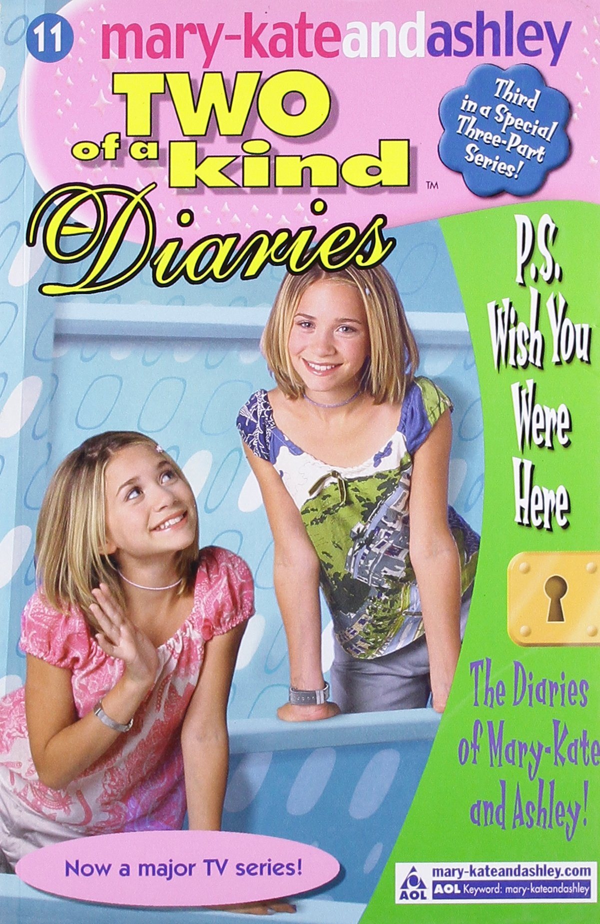 Download PS Wish You Were Here (Two of a Kind Diaries) ebook