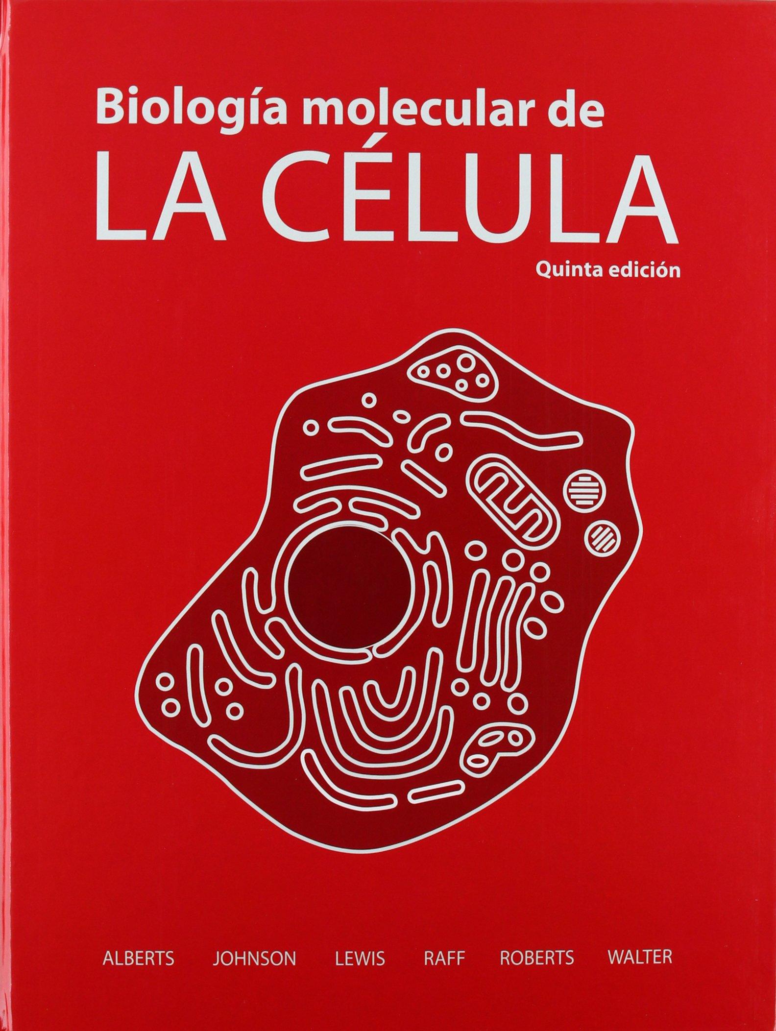 Read Online Biología molecular de la célula PDF