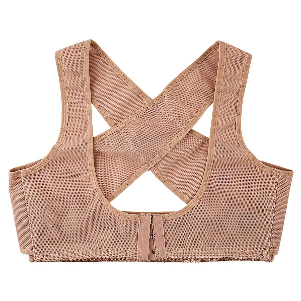 Chest Support Belt Band Posture Corrector X Type Back Shoulder Vest
