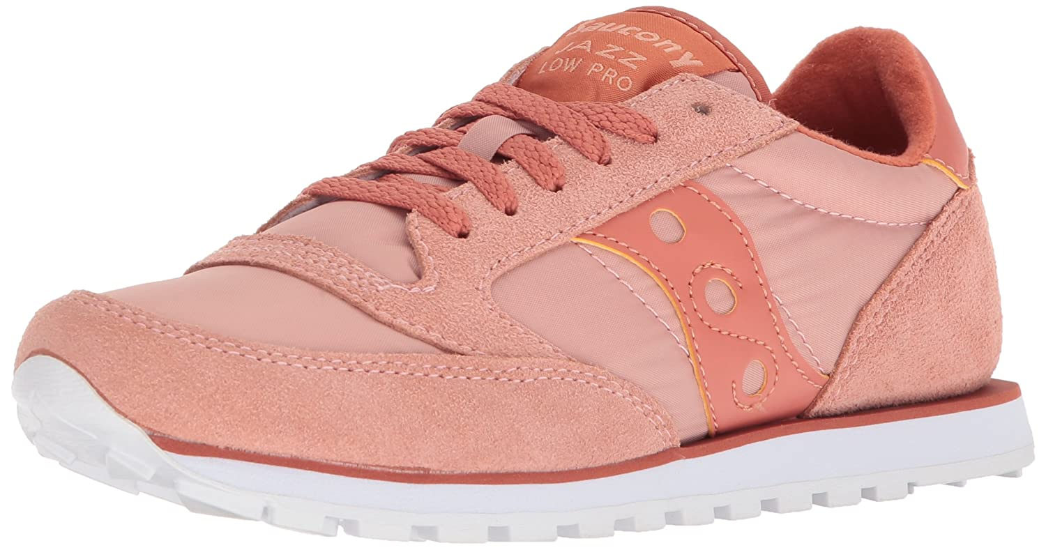 Saucony Originals Women's Jazz Low Pro Running Shoe B072MFS3M2 12 B(M) US|Clay
