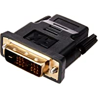 PIX, 003-0089, Adaptador DVI - DVI 18+1 Macho Para HDMI Femea