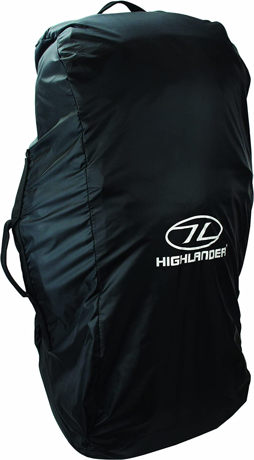 Highlander Large Combo Cover - Black ACC007-BK
