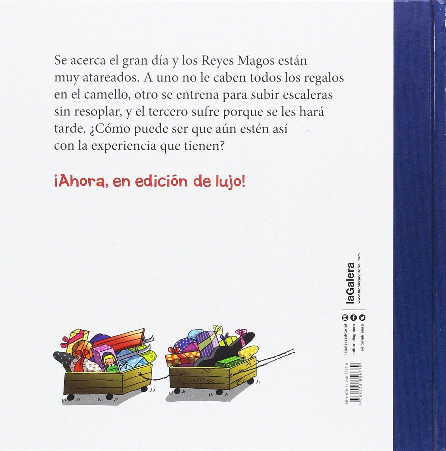 Los Reyes Magos: 89 (Tradiciones): Amazon.es: Canyelles Roca, Anna, Calafell Serra, Roser, Mazzanti Castrillejo, Marcelo E.: Libros