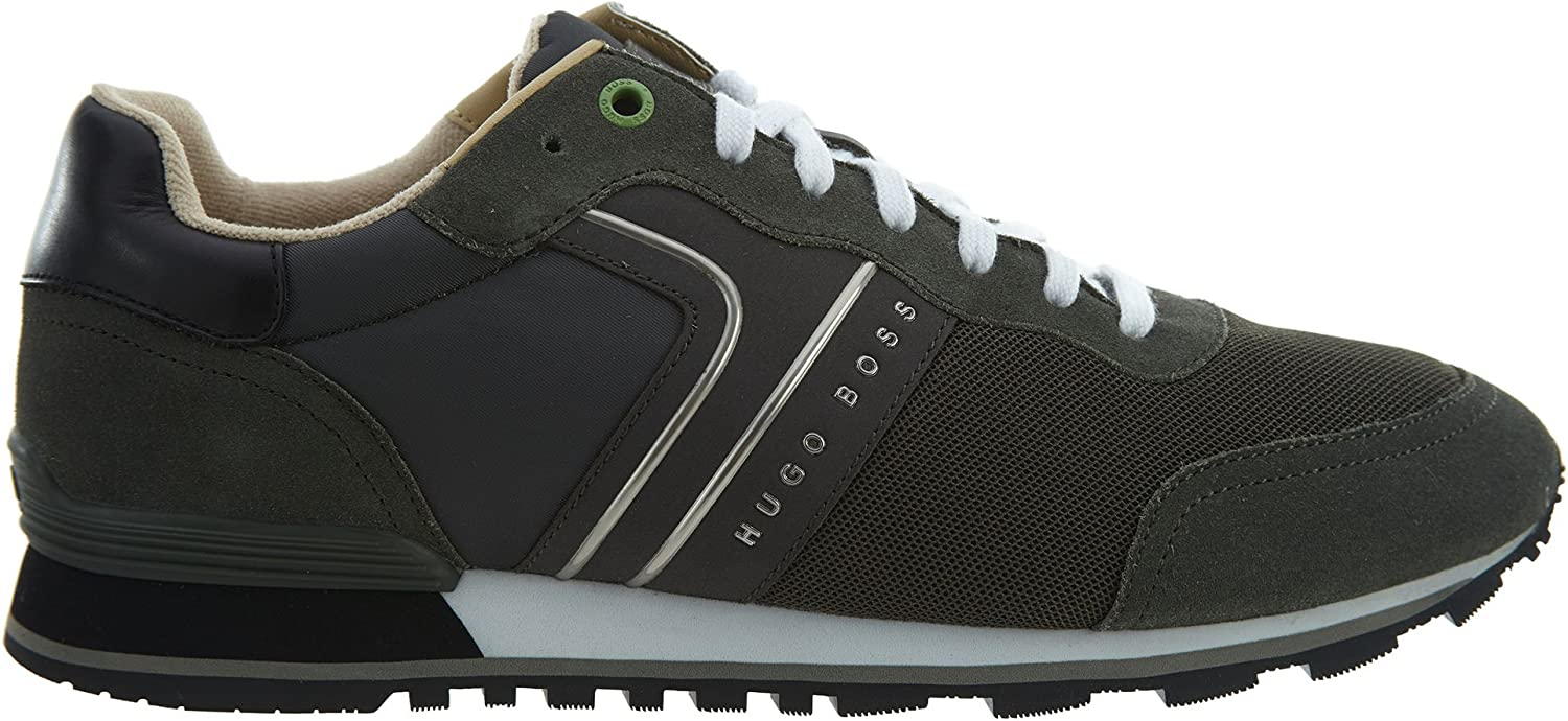 13 Dark Green Hugo Boss Parkour/_Runn/_Nymx Mens Style 50317133-307 Size