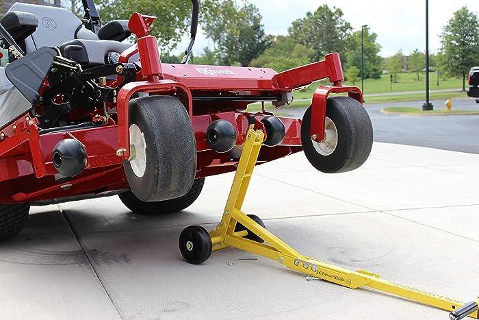 The Best Garden Tractor Lift Ramps