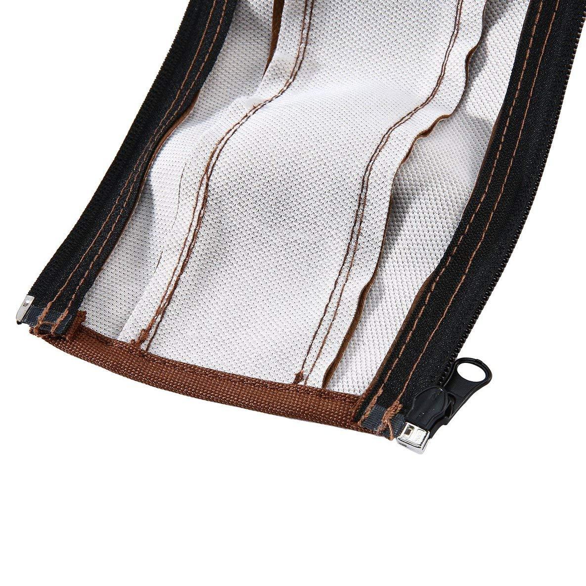 Noradtjcca Accessoires de Poussette pour b/éb/é Accessoires de Poussette Accoudoir en Cuir PU Housse de Protection pour Couvre-Bras Poign/ée Fauteuils roulants