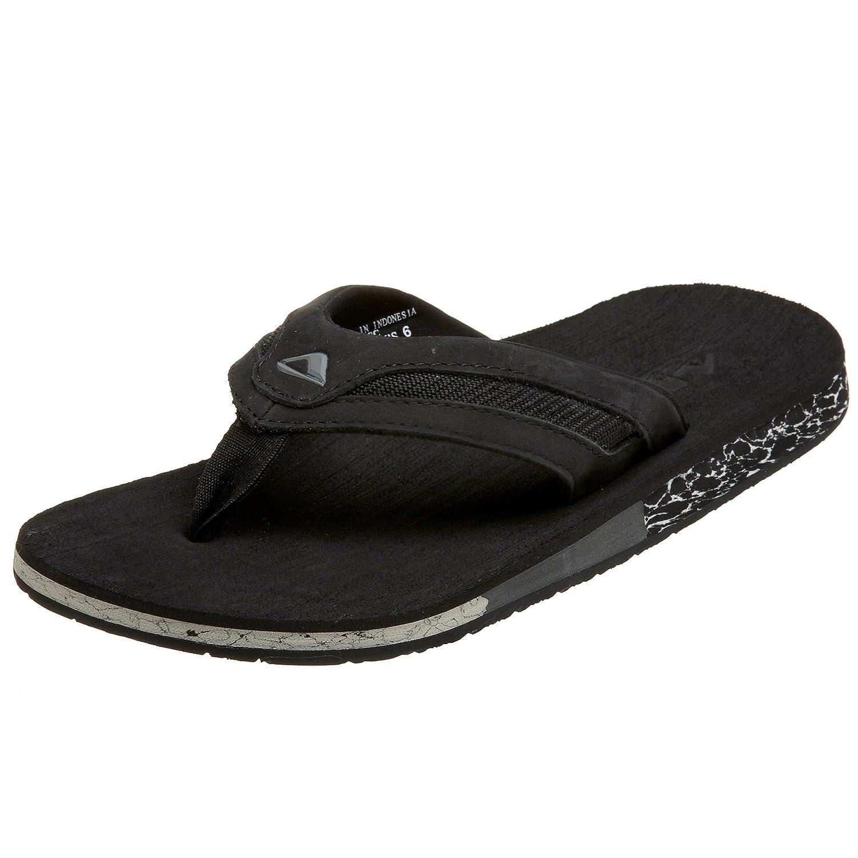 4f47c80fdfd2 Reef Mens DR. SIMMONS BLACK 9SR2568-BLA-44 10 UK  Amazon.co.uk  Shoes   Bags