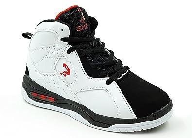 9472570888f Shaq Kid s Shoe s Altitude Athletic Sneaker Black White ...