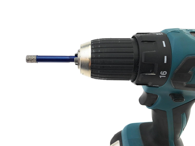 PRODIAMANT Premium PDX829.025/ /Broca para azulejos//porcelanato Bit Corona de perforaci/ón en seco para taladros y atornillador inal/ámbrico