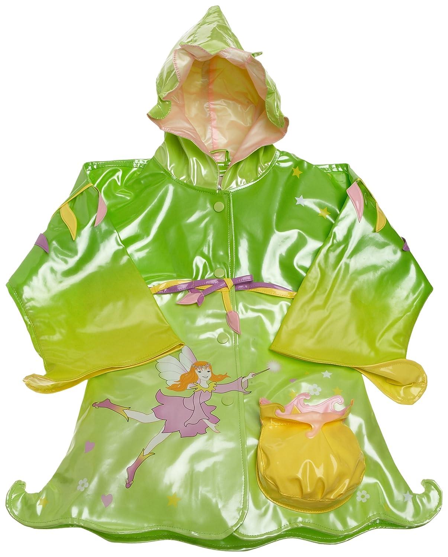 Kidorable Little Girls Fairy Raincoat