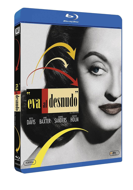 Amazon.com: Eva Al Desnudo (Blu-Ray) (Import Movie) (European Format - Zone B2) (2011) Bette Davis; Margo Channing; Anne B: Movies & TV