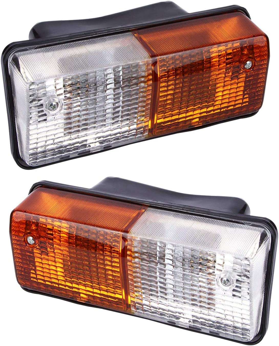 Front Combination Light Set for Case IH Fiat Ford Tractor D3NN13405B D3NN13N32