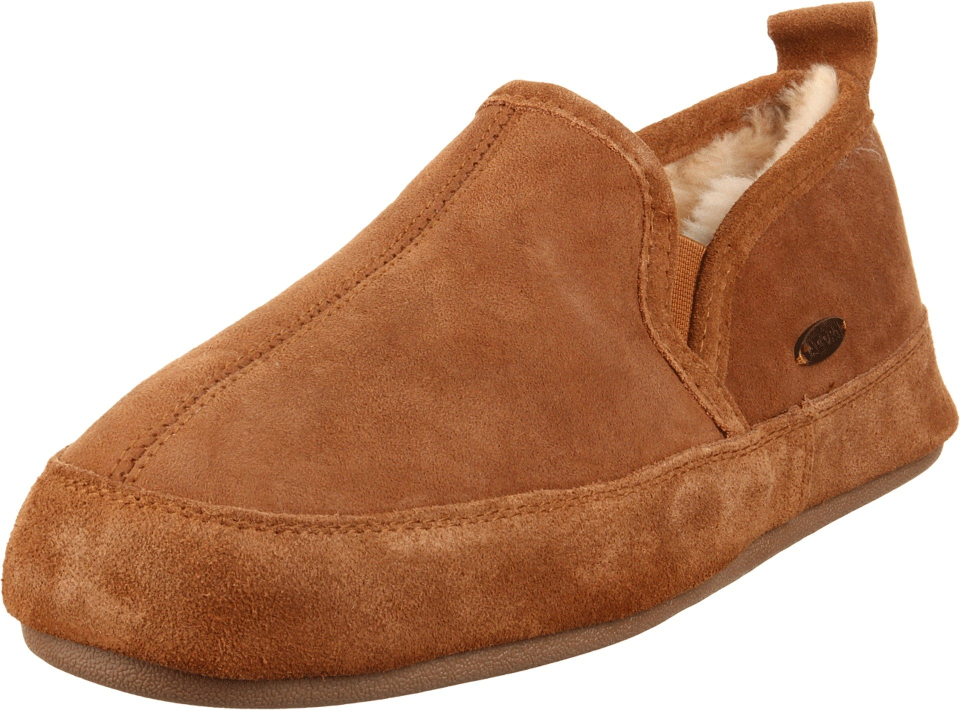 Acorn Men's Romeo Ii Slipper,Walnut,15 M
