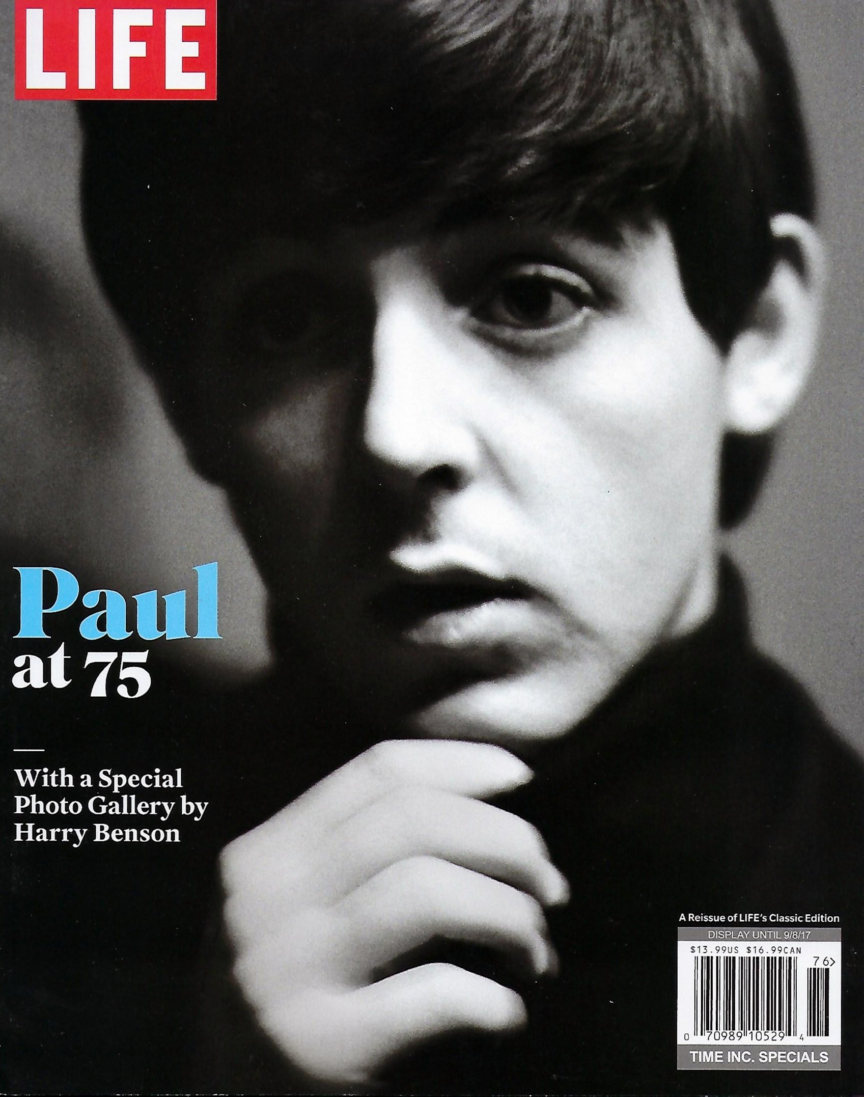 Read Online Life Magazine Paul McCartney at 50 Special Edition 112 pages pdf
