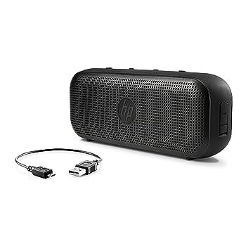 HP 400 Bluetooth Speakers (Black)