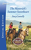 The Maverick's Summer Sweetheart (Montana Mavericks)