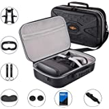 SARLAR Fashion Travel Protective Case for Oculus Quest VR Gaming Headset and Touch Controllers Accessories Carrying Bag…
