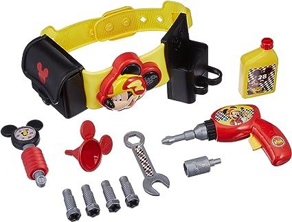 Mickey Roadster Racers Talking Herramienta cintur/ón