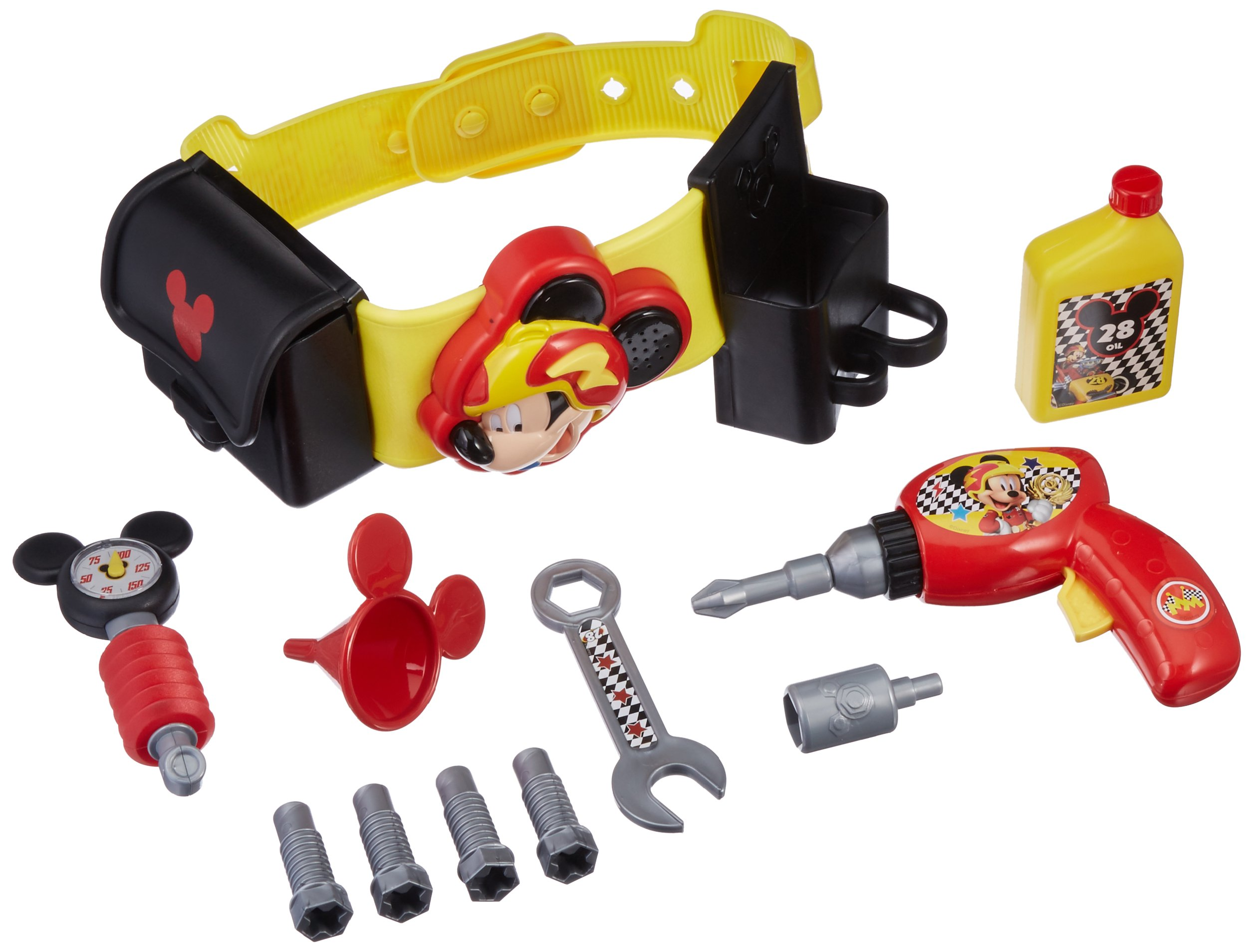 Disney Mickey and the Roaster Racers Talking Tool Belt by Mickey Mouse