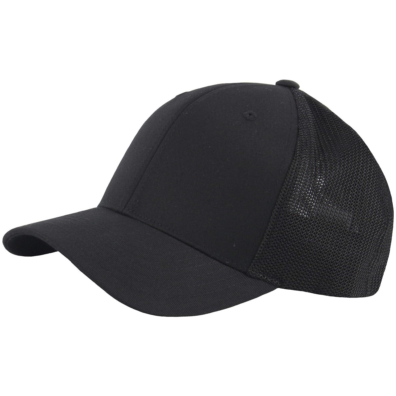 f64335f2f RaOn G124 Mesh Spandex Empty Plus Size XL XXL Flex Big Ball Cap ...
