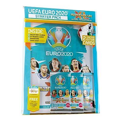 UEFA Euro 2020 Adrenalyn XL Starter Pack: Toys & Games