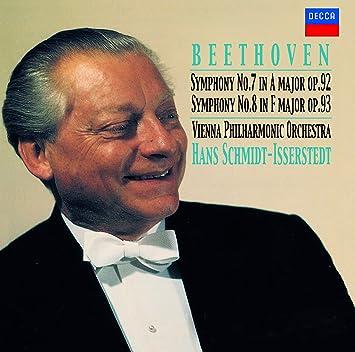 ベートーヴェン:交響曲第7&8番