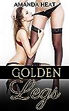 LESBIAN ROMANCE: Golden Legs (First Time Lesbian Romance)