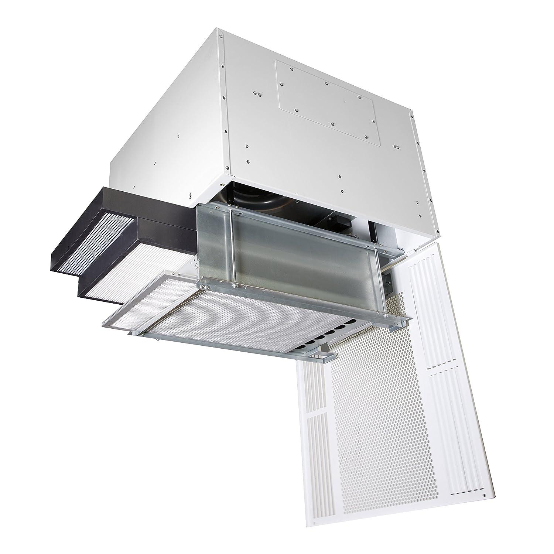 Sana aire purificador de aire de montaje en techo: Amazon.es ...
