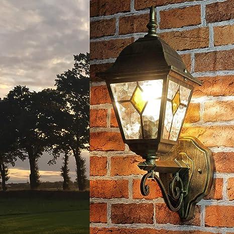 Sockelleuchte Newport IP23 Schwarz Sockellampe Außenbeleuchtung Garten