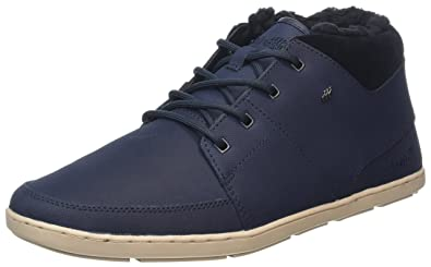 Carle UH Pgsde Col Gry, Baskets Homme, Gris, 43 EUBoxfresh